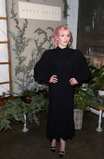 KATHERINE MCNAMARA at Kate Hudson Celebrates Happy x Nature Eco-evening Collection in Venice 12/12/2019