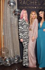 KATHERINE MCNAMARA at Rachel Zoe Collection Box Style Holiday Event with Tanqueray in Los Angeles 12/11/2019