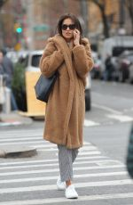 KATIE HOLMES Out and About in New York 12/06/2019