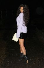 KATIE PRICE Night Out in London 12/30/2019
