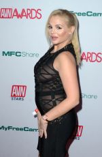 KATY JAYNE at AVN Awards Nominations Announcement in Hollywood 11/21/2019