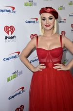 KATY PERRY at Kiss FM Jingle Ball 2019 in Los Angeles 06/12/2019