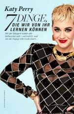 KATY PERRY in Joy Magazine, Germany January 2020