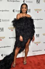 KEKE PALMER at 29th Annual Gotham Independent Film Awards in New York 12/02/2019