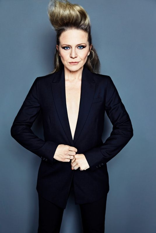 KELLIE BRIGHT on the Set of a Photoshoot, December 2019