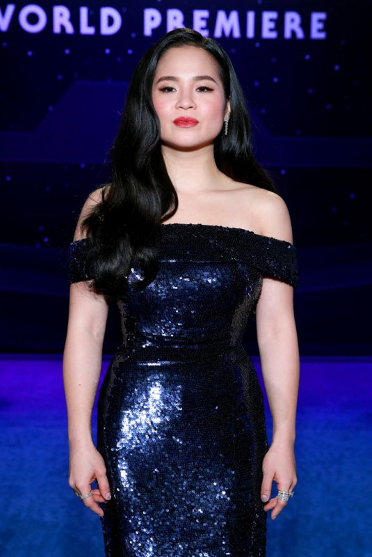 KELLY MARIE TRAN at Star Wars: The Rise of Skywalker Premiere in Los Angeles 12/16/2019