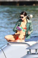 KENDALL JENNER in Bikini at a Yacht in Miami Beach 06/12/2019