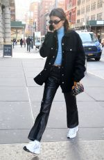 KENDALL JENNER Out in New York 12/12/2019