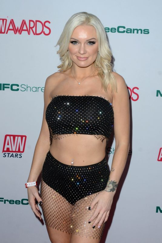 KENZIE TAYLOR at AVN Awards Nominations Announcement in Hollywood 11/21/2019