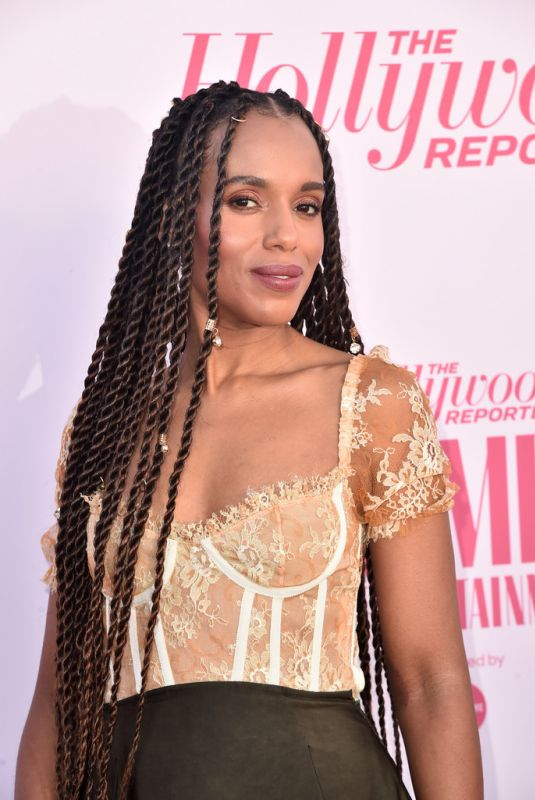 KERRY WASHINGTON at The Hollywood Reporetr's Power 100 Women in Entertainment in Hollywood 12/11/2019