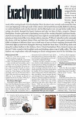 KIM KARDASHIAN in New York Magazine, November/December 2019