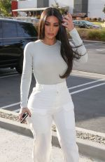 KIM KARDASHIAN Out and About in Los Angeles 12/06/2019