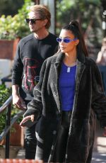 KIM KARDASHIAN Out for Lunch in Calabasas 12/13/2019