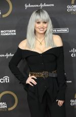 KIMBERLY WYATT at Global Citizen Prize 2019 in London 12/13/2019