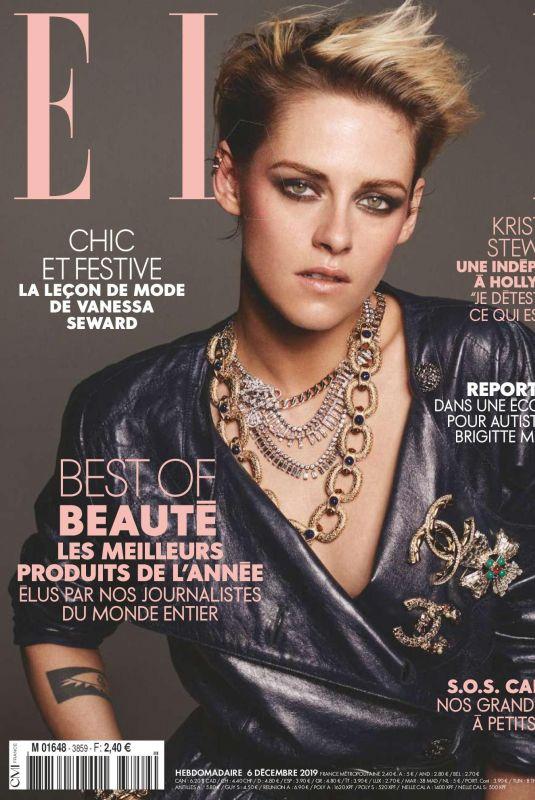 KRISTEN STEWART in Elle Magazine, France 12/06/2019