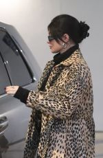 KYLIE JENNER Shopping at Moncler in Beverly Hills 12/02/2019