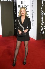 LAURA WHITMORE at Fashion Awards 2019 in London 12/02/2019
