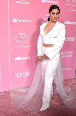 LAUREN JAREGUI at Billboard Women in Music 2019 in Los Angeles 12/12/2019