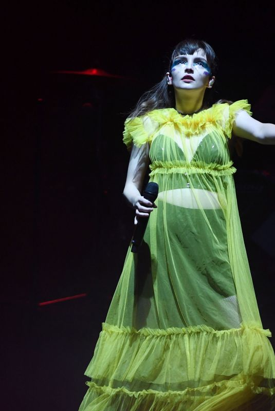 LAUREN MAYBERRY at Intersect Music Festival in Las Vegas 12/06/2019