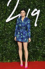 LILAH PARSONS at Fashion Awards 2019 in London 12/02/2019
