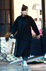 LILY ALLEN Out Shopping in Notting Hill 12/17/2019