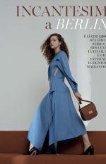 LISA VICARI in Glamour Magazine, Italy December 2019/January 2020