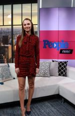 MADISON ISEMAN at People Now in New York 12/12/2019