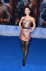 MADISON ISMEAN at Jumanji: The Next Level Premiere in Hollywood 12/09/2019