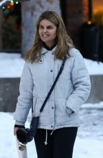 MARIA SHRIVER Out on Vacation in Aspen 12/27/2019