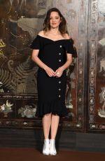 MARION COTILLARD at Chanel Metiers D