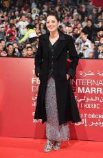 MARION COTILLARD at McBeth Screening at 2019 Marrakech International Film Festival 11/30/2019