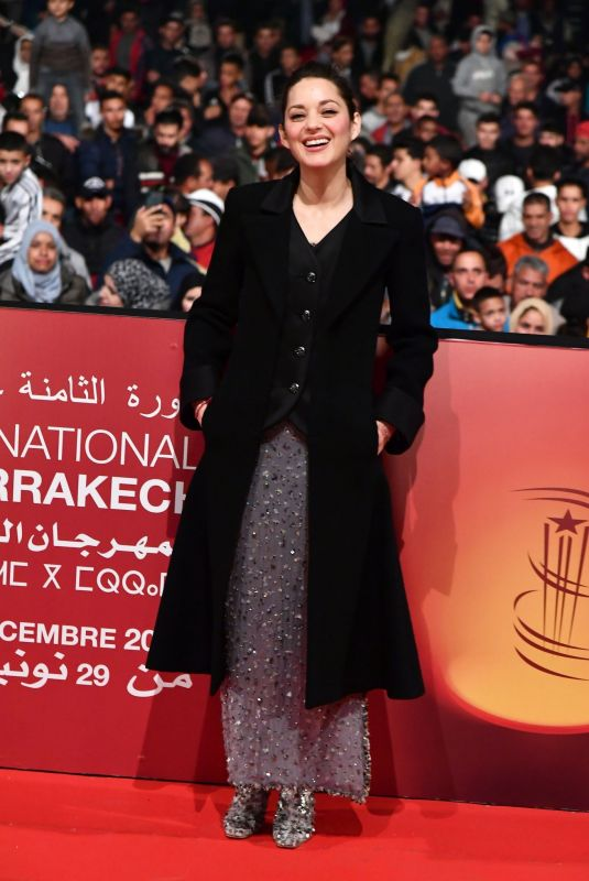 MARION COTILLARD at McBeth Screening at 2019 Marrakech International Film Festival 11/30/2019