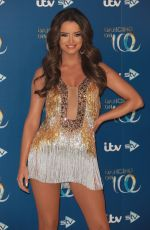 MAURA HIGGINS at Dancing on Ice, Series 11 Launch Photocall in Hertfordshire 12/09/2019