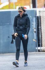 MEGAN FOX Arrives at a Gym in Woodlan Hills 12/30/2019