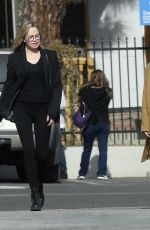 MELANIE GRIFFITH and STELLA BANDERAS Out for Lunch in West Hollywood 12/20/2019
