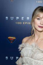 MELISSA BENOIST at Supergirl 100th Episode Celebration in Vancouver 12/14/2019