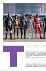 MELISSA BENOIST, RUBY ROSE amd CAITY LOTZ in Entertainment Weekly, The Ultimate Guide to Arrowverse 2019