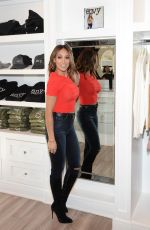 MELISSA GORGA at Small Business Saturday Shopping in New Jersey 11/30/2019