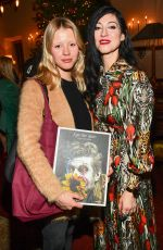 MIA GOTH at Eat the Sun by Floria Sigismondi Book Party in Los Angeles 12/17/2019