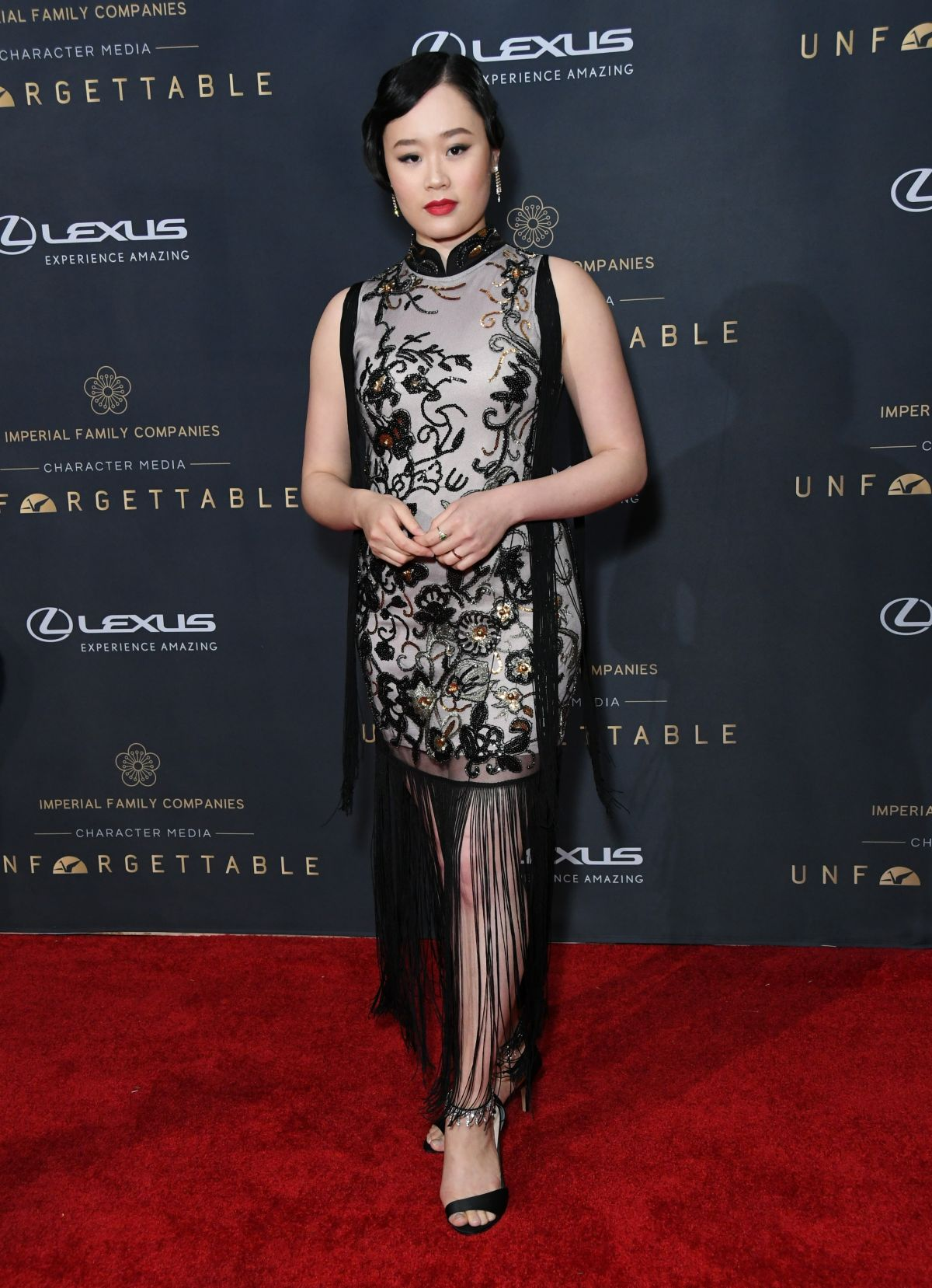 MICHELLE LEE at 18th Annual Unforgettable Gala in Beverly ...