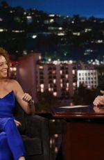 MICHELLE WOLF at Jimmy Kimmel Live 12/09/2019