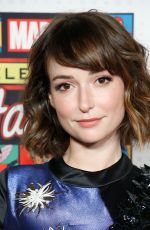 MILANA VAYNTRUB at Marvel Celebrates Stan Lee in New york 12/12/2019