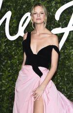 NADINE LEOPOLD at Fashion Awards 2019 in London 12/02/2019