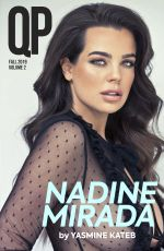 NADINE MIRANDA in QP Magazine, Fall 2019