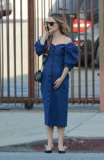 NATALIE PORTMAN Out and About in Los Feliz 12/13/2019