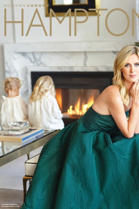 NICKY HILTON in Hamptons Magazine, November 2019