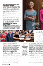 NICOLE KIDMAN, CHARLIZE THERON and MARGOT ROBBIE in People Magazine, December 2019