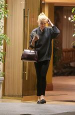 NICOLE KIDMAN on the Set of The Prom in Los Angeles 12/19/2019