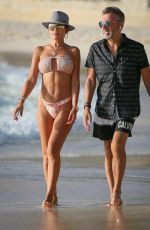 NIGORA BANNATYNE in Bikini at Sandy Lane Hotel in Barbados 12/27/2019