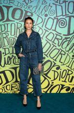 NINA DOBREV at Dior Men